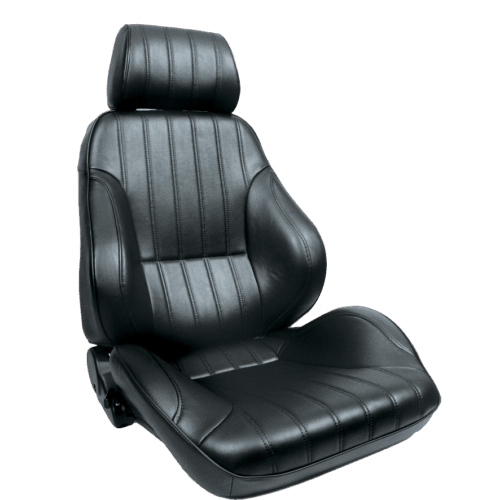 Procar Rally® seat Black Vinyl