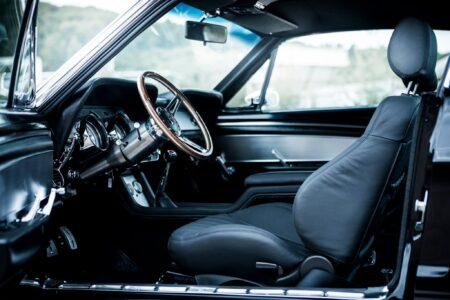 Procar by SCAT 1967 Ford Mustang Eleanor V8 Werk