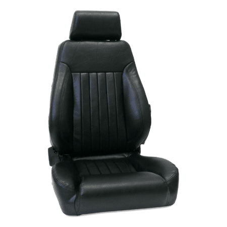Elite Lumbar Black