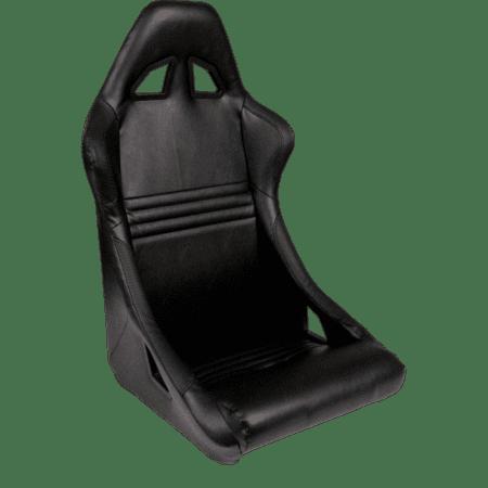 Xtreme performance seat Black Vinyl