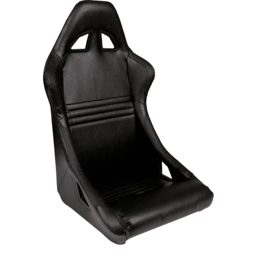 Xtreme performance seat Black Vinyl