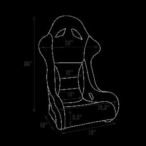 Procar Drifter Seat
