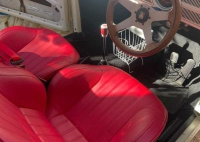 Procar (VW Seats) Blog 1