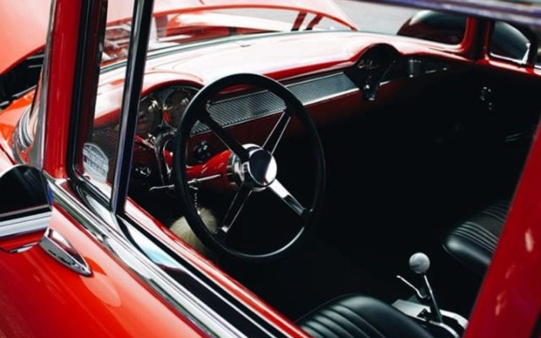 '55 Chevy Build