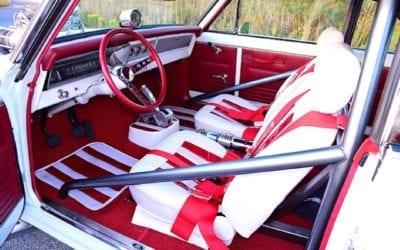 1967 Gasser-Style Nova