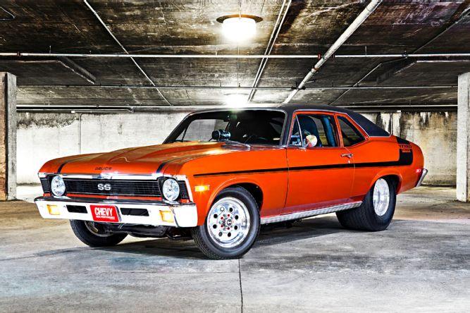 1970 Chevrolet Nova Yenko Tribute