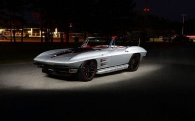 1964 Chevy Corvette Convertible