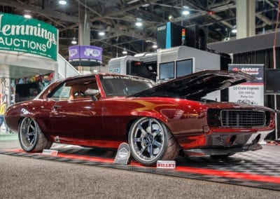 """Villain"" 1969 Chevrolet Camaro"