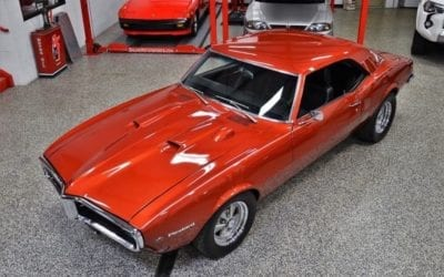 '68 Firebird