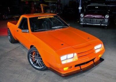 1984 Dodge Rampage | Procar by SCAT