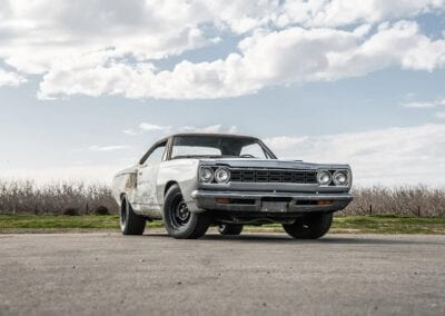 1968 Plymouth Road Runner Clone